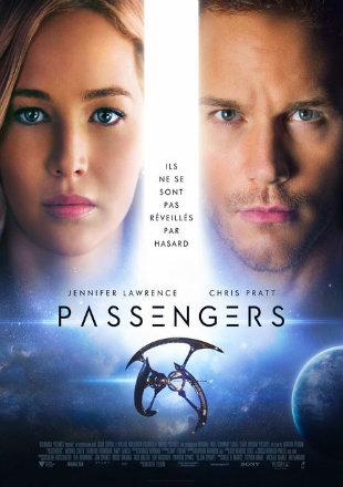 Passengers 2016 BRRip 1080p Dual Audio In Hindi English