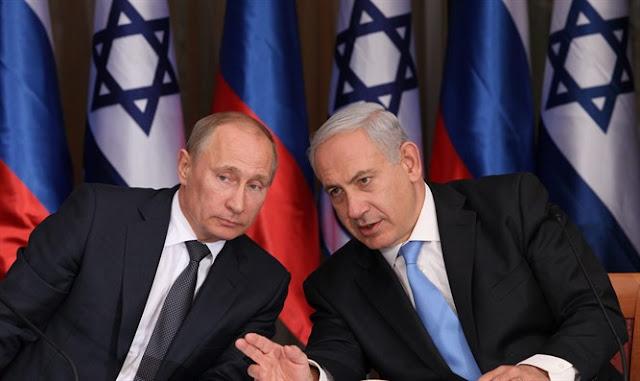 Netanyahu y Putin