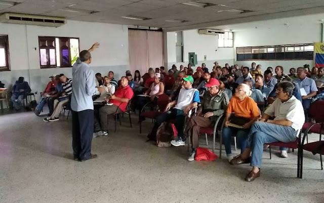 Venezuela experiencias de un pueblo que resiste y lucha.