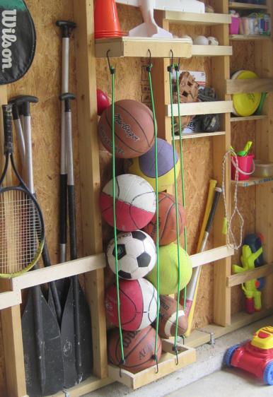 Diy Garage Storage Organization