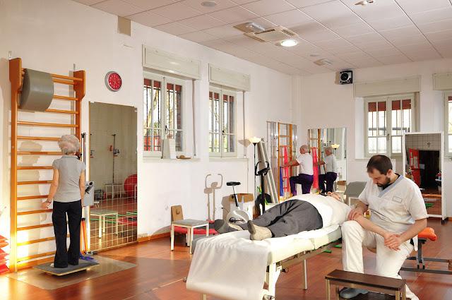 O que um fisioterapeuta faz?