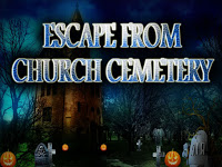 Top10NewGames - Top10 Escape From Church Cemetery