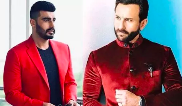 Saif Ali Khan and Arjun Kapoor to be 'ghost police'
