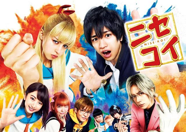 Nisekoi Live Action (2018) 240p 360p 480p 720p Subtitle Indonesia
