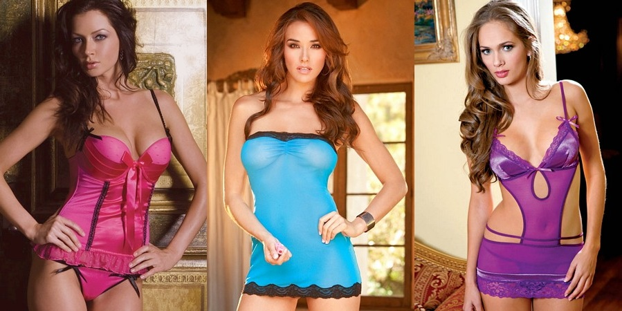 The Diary of Lingerie Diva  How To Wear The 2012 Lingerie Trends Now 358e5a9a5