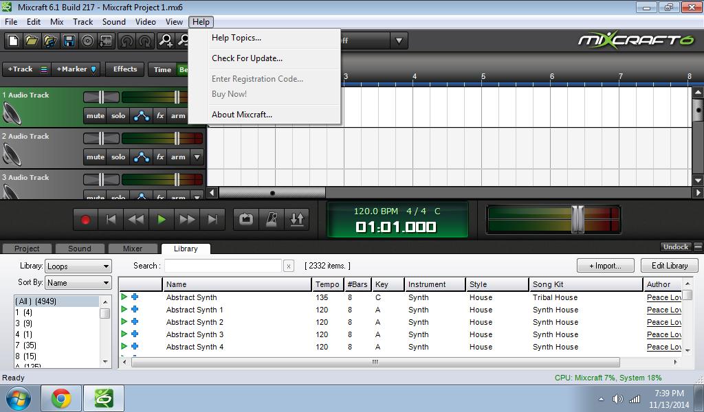 Portable Acoustica Mixcraft 3.0.1.41 keygen - aburchard's blog