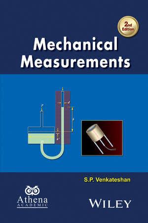 Mechanical Measurement by S P VENKATESHAN