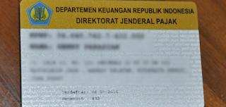 Contoh Surat Keterangan Kerja Untuk Pembuatan NPWP