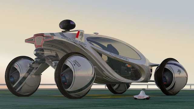 Sergio Botero - concept and computer graphics artist: 3D