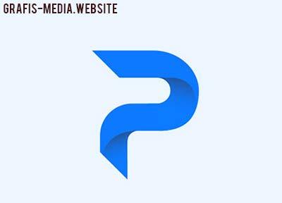 logo abjad p