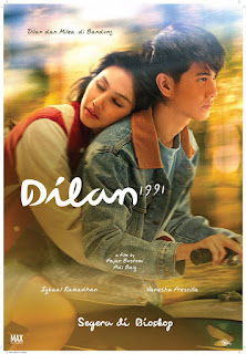 Dilan 1991 2019 Indonesian 480p DVDRip 550MB With Subtitle