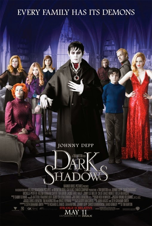 Dark Shadows (2012) ταινιες online seires oipeirates greek subs