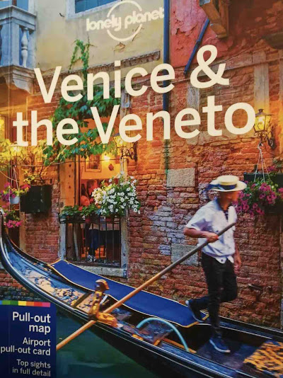 lonely travel guide book travel English language Venice venezia things to do
