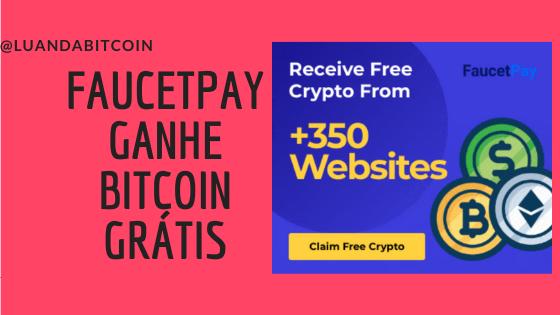 faucetpay.io como funciona? spam? aprenda a ganhar bitcoin