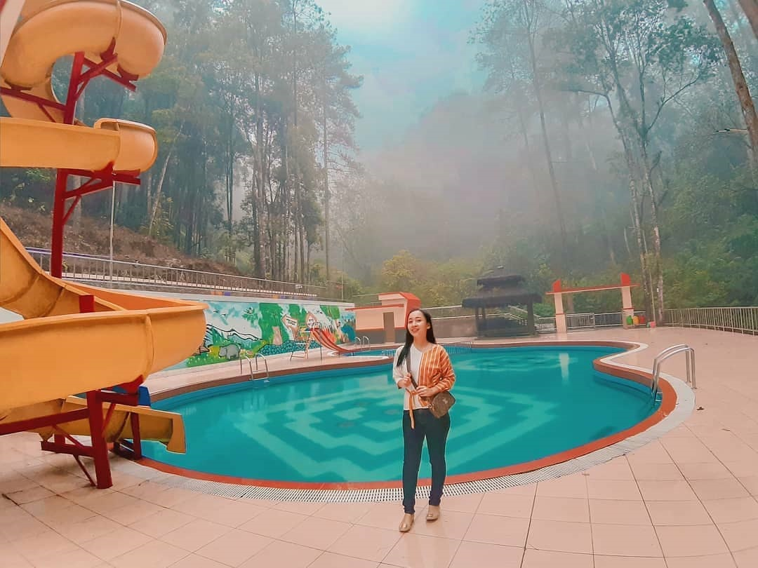 Villa Umbul Songo Kopeng