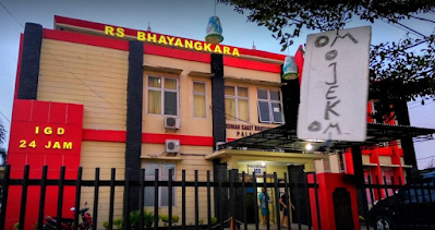LOKER LABORATORIUM & PROGRAMMER RS BHAYANGKARA PALEMBANG JANUARI 2021