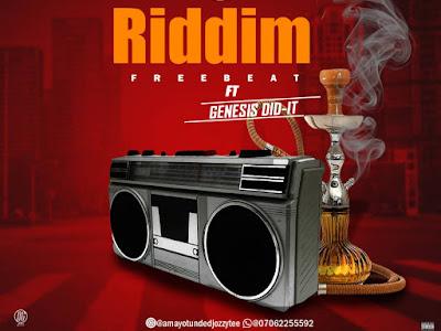 FREEBEAT: DJ Ozzytee x Genesis Did It ~ Lagos Riddim Freebeat