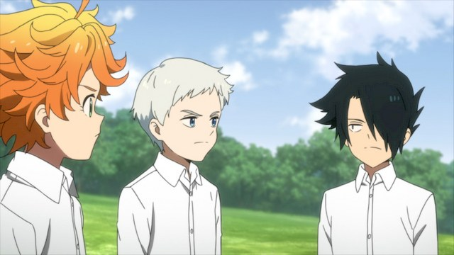 The Promised Neverland Episode 5 Bahasa Indonesia
