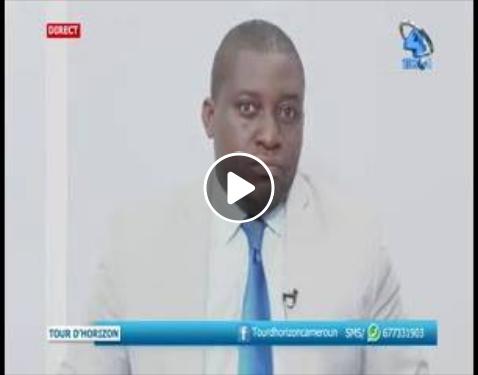 """""""Tirs groupés"""" des journalistes de Vison 4 sur Maurice Kamto"""