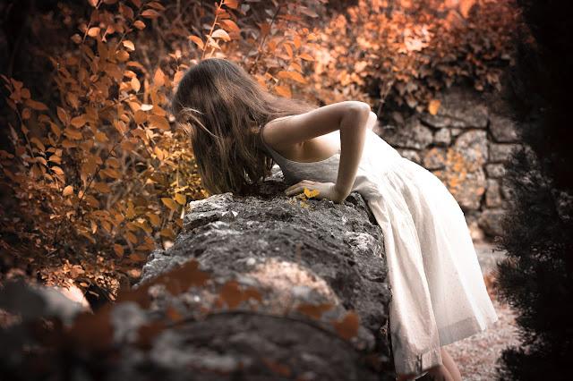 Elleanor de Provence robe blanche