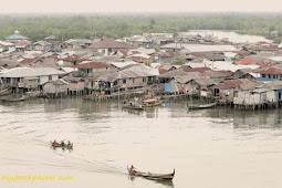 Mengunjungi Kampung Nelayan Belawan - Sumatera Utara