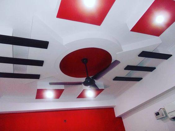 صور سقف معلق جبس