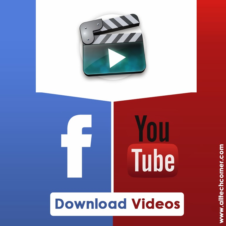 Download Youtube and Facebook Videos Without Any Software