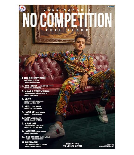 No Competition Jass Manak - DjPunjab