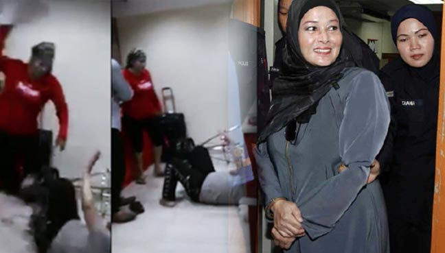 Sebutan Semula Kes Lydiawati Pukul Wanita Warga Brunei Pada 2 Sept
