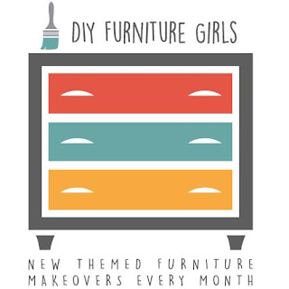 Furniture Girls Themed Furniture Makeover Day