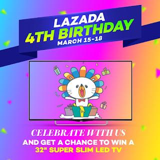 Lazada contest, Philippine promo