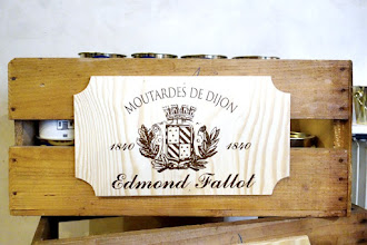 Ailleurs : Atelier-découverte autour de la moutarde de Dijon avec la Maison Edmond Fallot et l'Office de Tourisme de Dijon