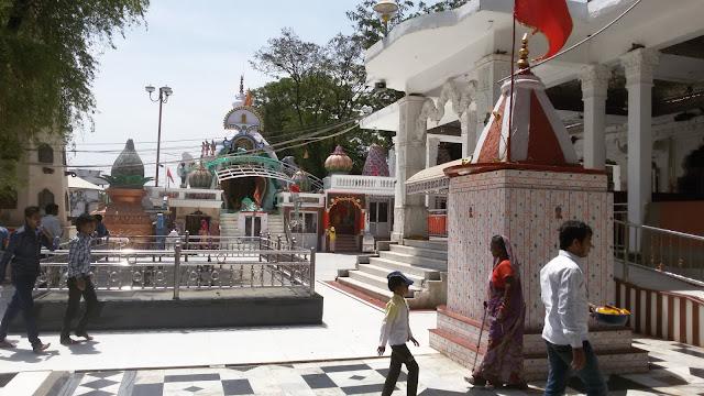 Khajrana Ganesh temple Indore history
