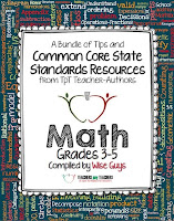 3-5 Math Common Core Resources
