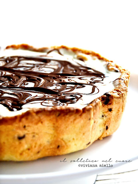 crostata-mascarpone-e-nutella-marmorizzata