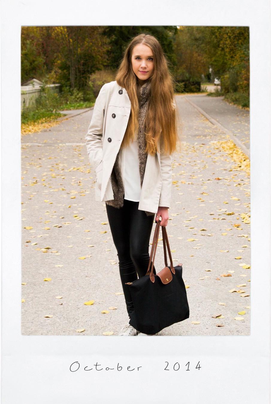 Autumn outfit inspiration - Syysmuoti bloggaaja asuinspiraatio
