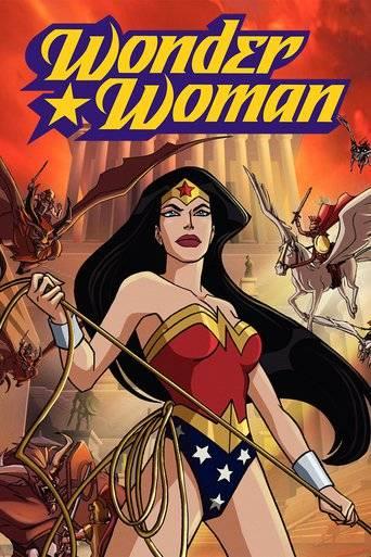 Wonder Woman (2009) ΜΕΤΑΓΛΩΤΙΣΜΕΝΟ ταινιες online seires xrysoi greek subs