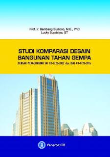 buku bangunan tahan gempa