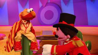Elmo the Musical Circus the Musical, Sesame Street Episode 4312 Elmo and Zoe's Hat Contest season 43