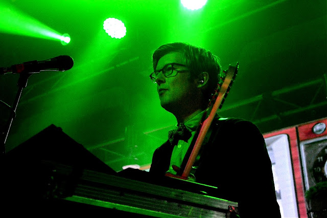 Public Service Broadcasting Dublin The Academy
