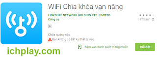 Tải Wifi Chìa Khóa Vạn Năng -Wifi Master Key APK Cho Android Mobile a