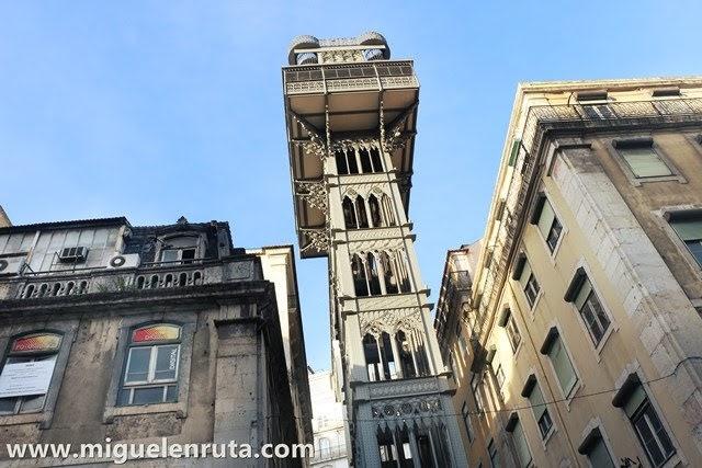 Elevador-Santa-Justa-Lisboa