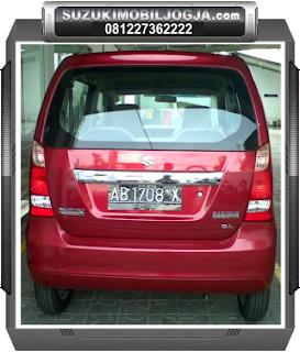 Karimun Wagon R Warna Merah 1