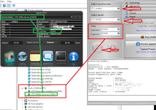 cara setting modem bolt ke komputer dengan aplikasi mmdx