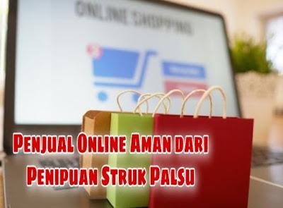 Tips penjual online aman dari Penipuan