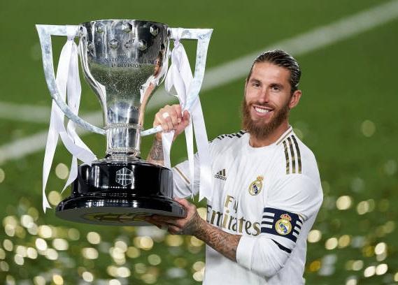 Sergio Ramos: Thủ lĩnh và biểu tượng của Real Madrid