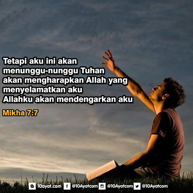 Mikha 7:7