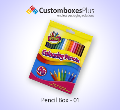 Custom packaging gives a feeling of satisfaction to the customers. It makes them realize that they can have their favorite imagined pencil box into reality. Custom Pencil Packaging if made luxuriously then can increase your customer base as Childs love to have innovative and new things in their school bag.