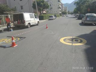 Καλαμάτα: Μείωση του ορίου ταχύτητας στα 30 χλμ/ώρα και 20 χλμ/ώρα