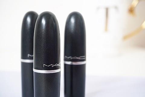 Top 3 MAC Nude Lipsticks